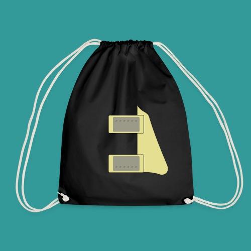 Humbucker Pickups and Pickguard - Drawstring Bag