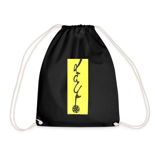 Lauuu Little Black - Drawstring Bag