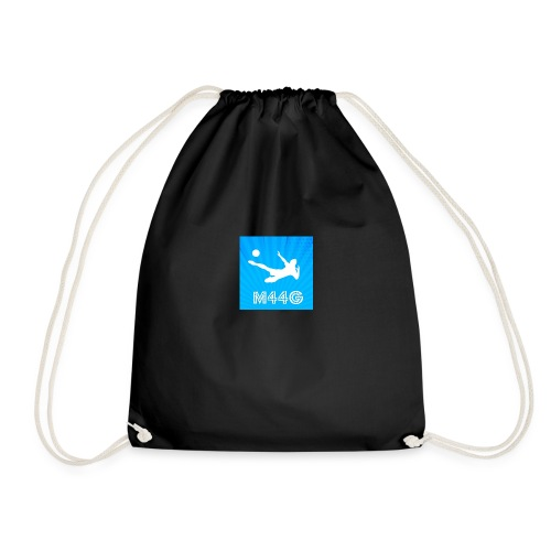 M44G clothing line - Drawstring Bag