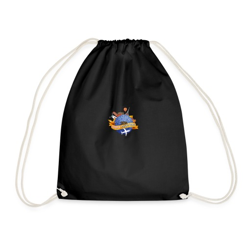 Covid-19 World Tour - Drawstring Bag