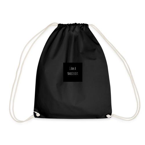 I Am A Narcissist - Drawstring Bag
