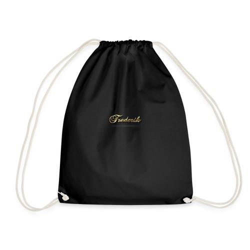 Logo frederik - Drawstring Bag