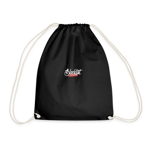 Blacklist Records - Casquette (Logo Blanc) - Sac de sport léger