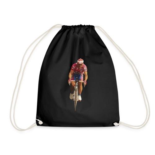 Radrennfahrer - Turnbeutel