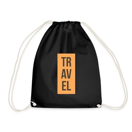 TRAVEL - HOCH - Turnbeutel