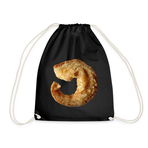 A Scratching - Drawstring Bag