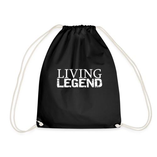 Living legend - Turnbeutel