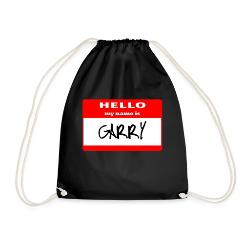 NAME Garry - Sacca sportiva