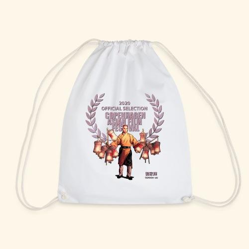 CAFF - Official Item - Shaolin Warrior 4 - Gymtas