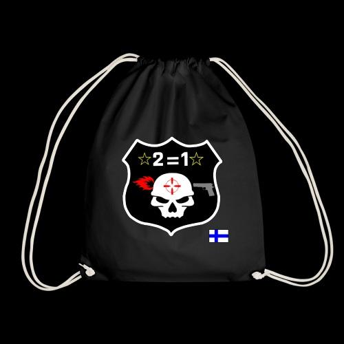 Paita logo selkä VÄRILLINEN png - Jumppakassi
