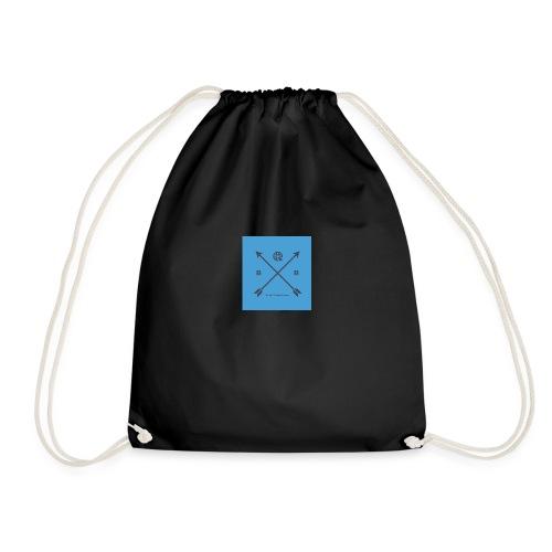 Globe - Drawstring Bag
