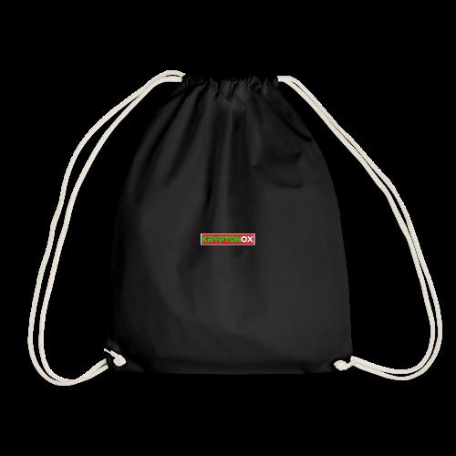 Kryptonox Logo - Drawstring Bag