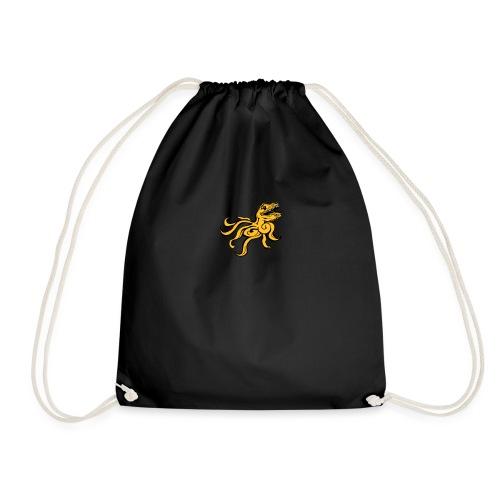 Octorex Dinoface - Drawstring Bag