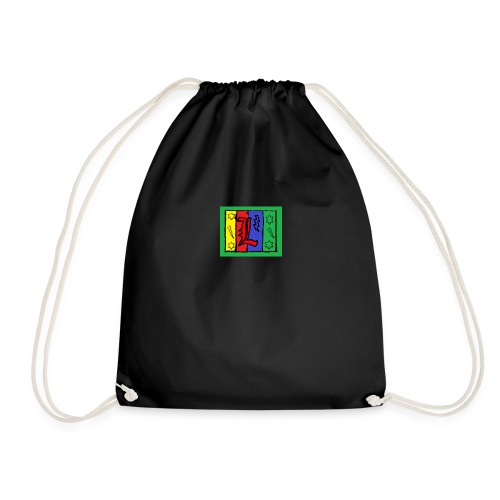 Untawdawdaditled png - Drawstring Bag