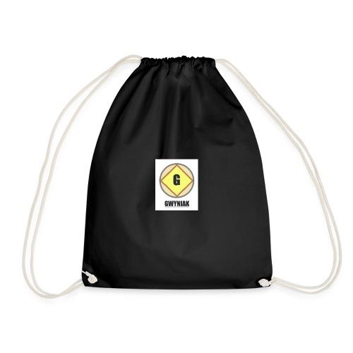 logo e2 - Drawstring Bag