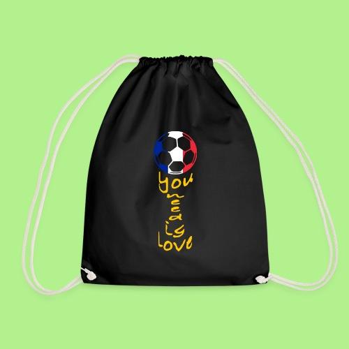 FRANCEtrophyGOLD - NEW! - Drawstring Bag
