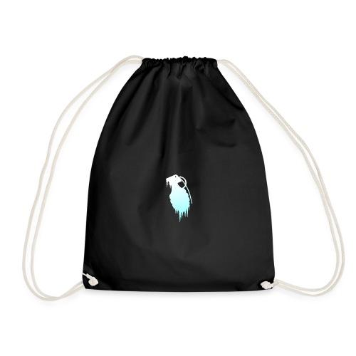 IceGrenade Merch Design #1 - Drawstring Bag