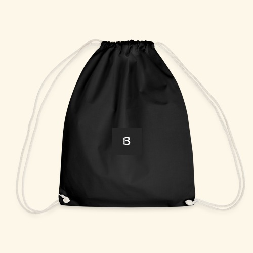 B3 logo0000 - Drawstring Bag