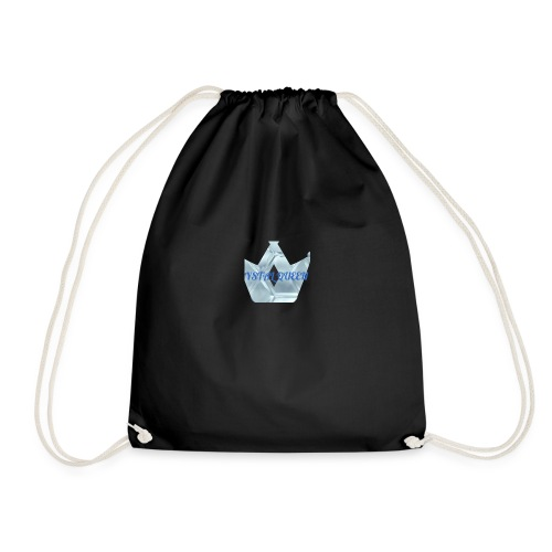 Crystal Queen - Drawstring Bag