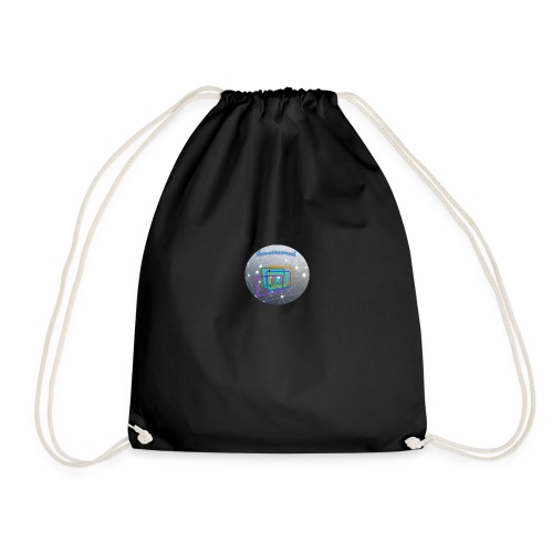 tcs logo - Drawstring Bag