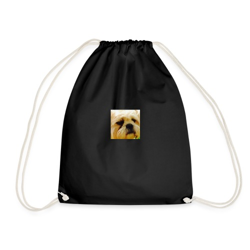 BUDDY DOG - Drawstring Bag
