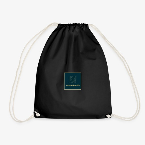 Aaronsuniquevids Original Logo - Drawstring Bag