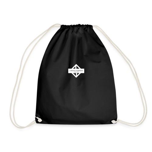 WRAP logo blanc - Sac de sport léger