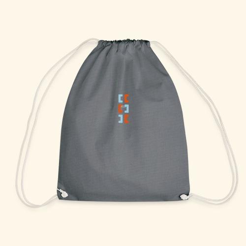 Hoa original logo v2 - Drawstring Bag