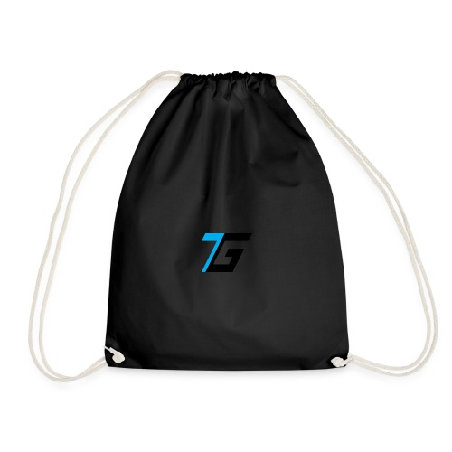 tg logo - Drawstring Bag