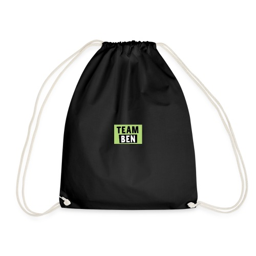 Team Ben - Drawstring Bag