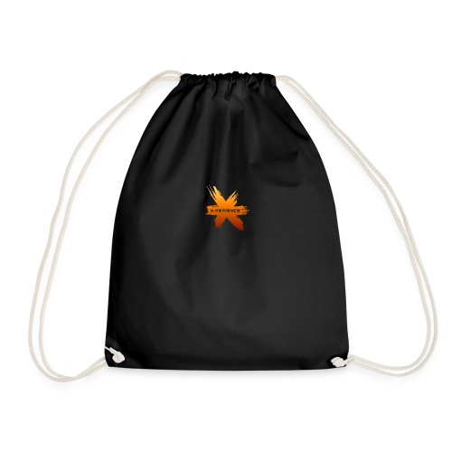 X-Perience Orange Logo - Turnbeutel
