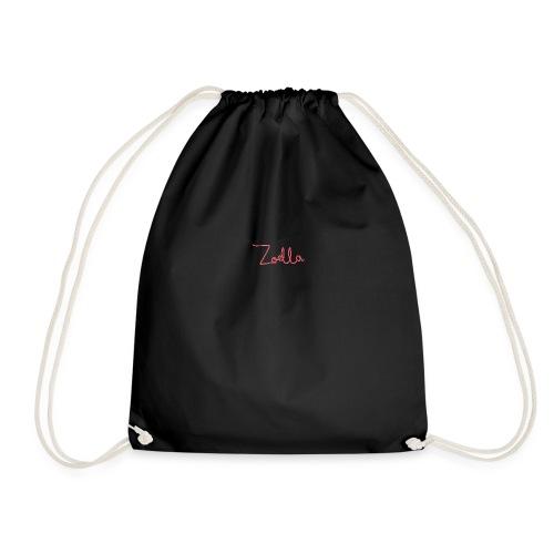 zoella logo - Drawstring Bag