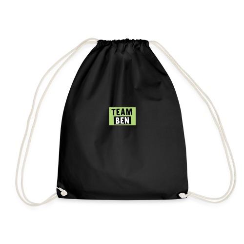 Team Ben - Drawstring Bag