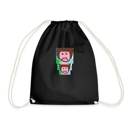 Bob Ross - Drawstring Bag