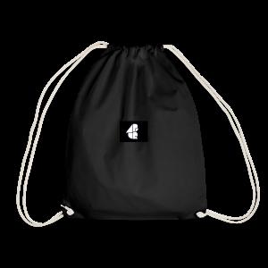 tbr hoodie black - Gymtas