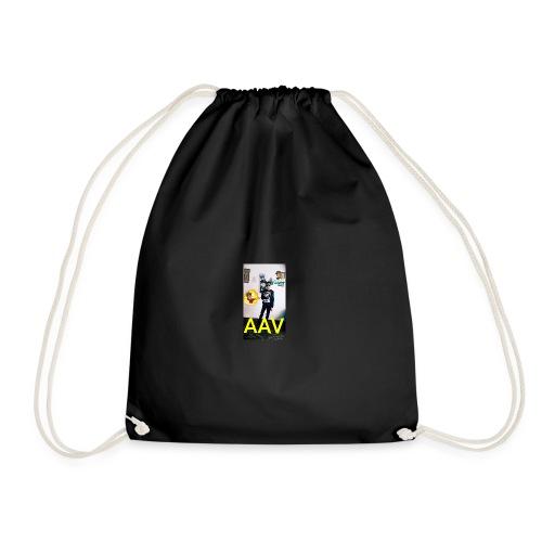 Adam Ali Vlogs Design 1 - Drawstring Bag