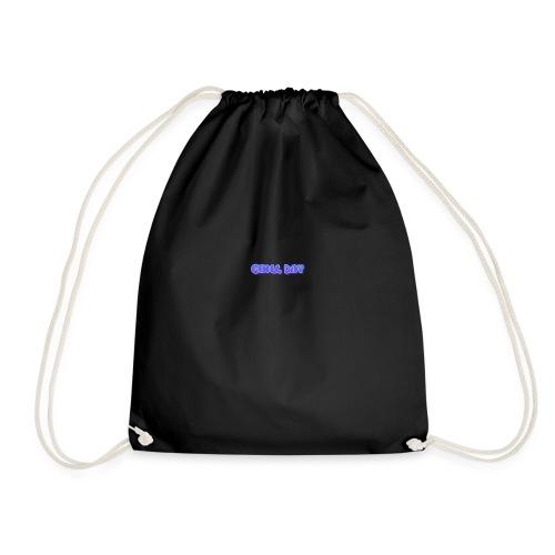cooltext265061345960371 1 - Drawstring Bag