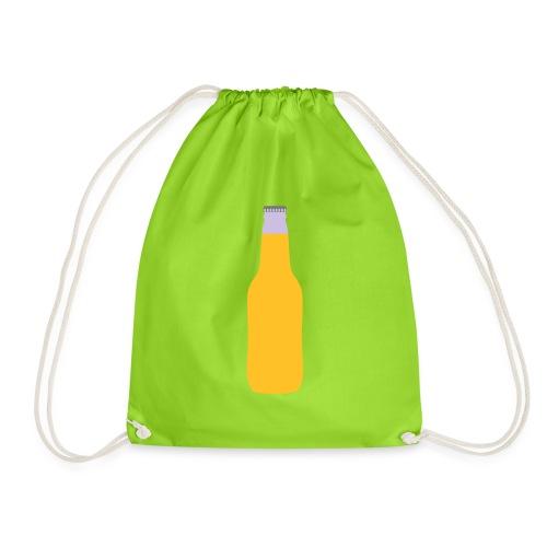Bierflasche - Turnbeutel