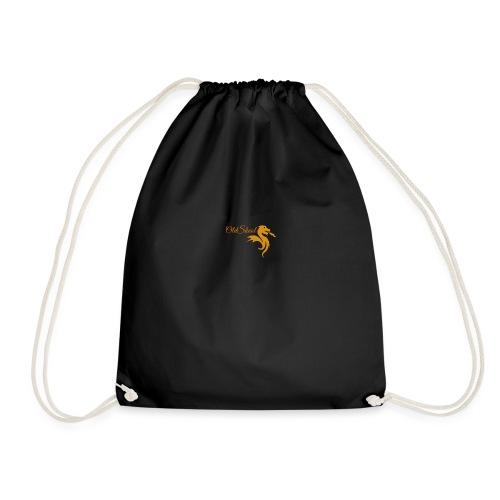 OldSkool Logo - Drawstring Bag