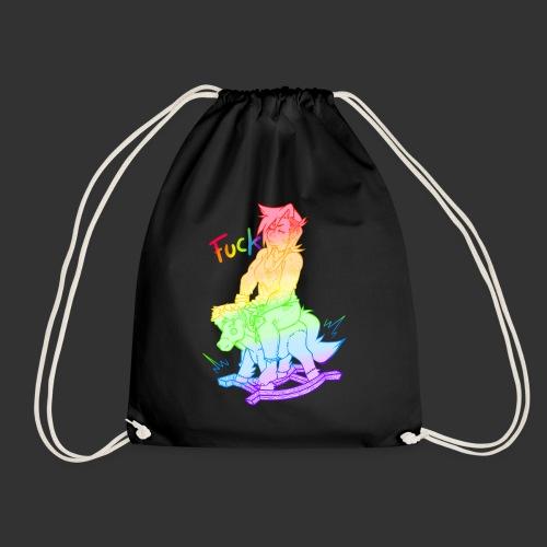 F U C C - Drawstring Bag