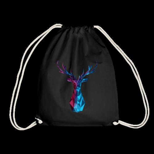 Neon Trophy - Drawstring Bag