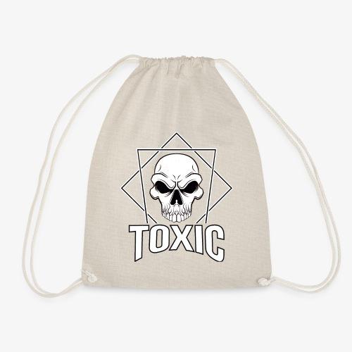 Toxic Skull - Sportstaske
