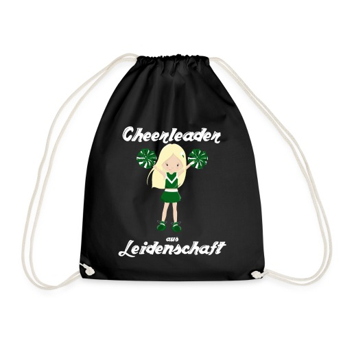 cheerleader aus leidenschaft cheerleading Sport - Turnbeutel
