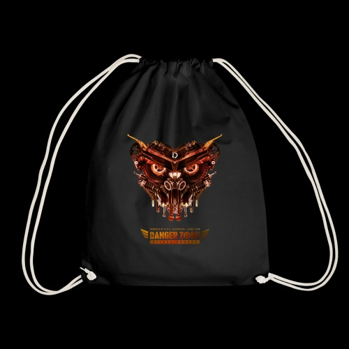 Danger Zone: Killer Trucks - Drawstring Bag