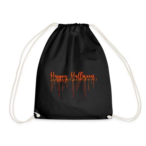 Happy Halloween, Geschenk und auch für Ärzte - Turnbeutel