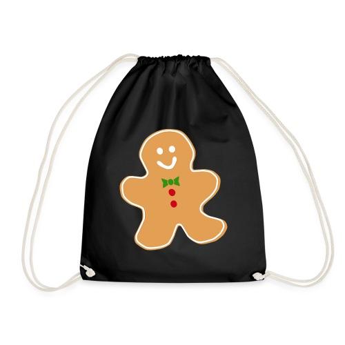 cookie man christmas - Mochila saco