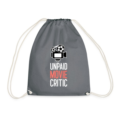 Unpaid Movie Critic - Turnbeutel