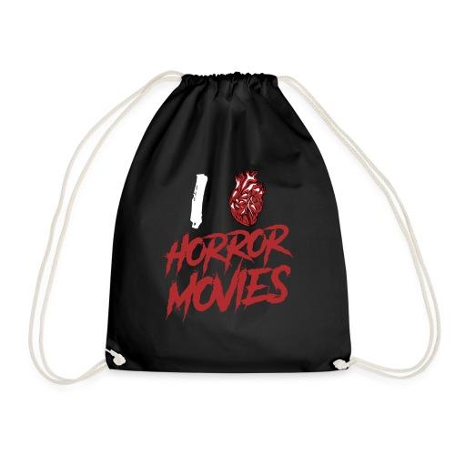 I Love Horror Movies - Turnbeutel