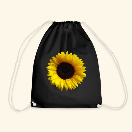Sonnenblume, Sonnenblumen, Blume, Blüte, floral - Turnbeutel