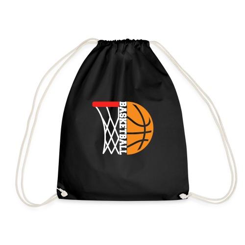 Sportart Basketball Geschenk Korb Basketball - Turnbeutel